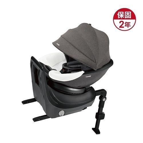 康貝 Combi Culmove Smart ISOFIX 0-4歲安全汽車座椅/汽座-紳色灰[衛立兒生活館]