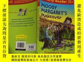 二手書博民逛書店MOODY罕見MARGARET S MAKEOVER 穆迪·瑪格麗特的改頭換面Y200392