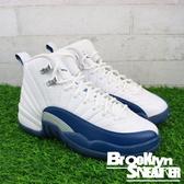 Nike JORDAN 12 FRENCH  法國藍 女生 籃球鞋  (布魯克林) 2018/2月 153265-113