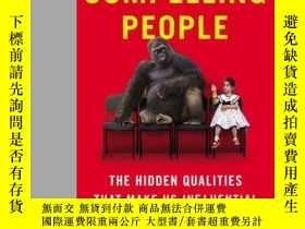 二手書博民逛書店Compelling罕見People-引人註目的人Y436638 John Neffinger; M... P