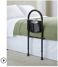 床扶手老人孕婦起身架起身扶手 床邊護欄床上扶手床欄桿起身板 霓裳細軟