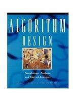 二手書博民逛書店《Algorithm Design: Foundations,