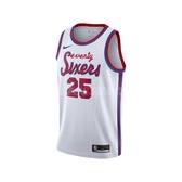Nike 球衣 Ben Simmons Classic Edition NBA Jersey 白 紅 男款 費城七六人 【PUMP306】 AV4509-102