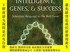 二手書博民逛書店Intelligence,罕見Genes, And SuccessY364682 Devlin, Bernie