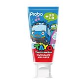 博寶兒 兒童牙膏-TAYO 80g-多多口味【杏一】