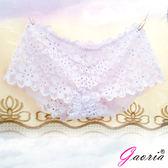 情趣用品 情趣性感內褲 性感三角褲【Gaoria】想入非非 一片式 蕾絲款 冰絲無痕內褲 白