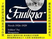 二手書博民逛書店【罕見】William Faulkner: Novels 1926-1929Y27248 William Fa
