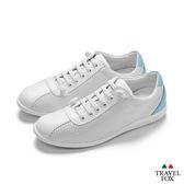 TRAVEL FOX(女) 舒適休閒鞋-淺藍