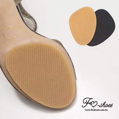 鞋材.鞋底止滑便利貼(圓頭)-FM時尚美鞋