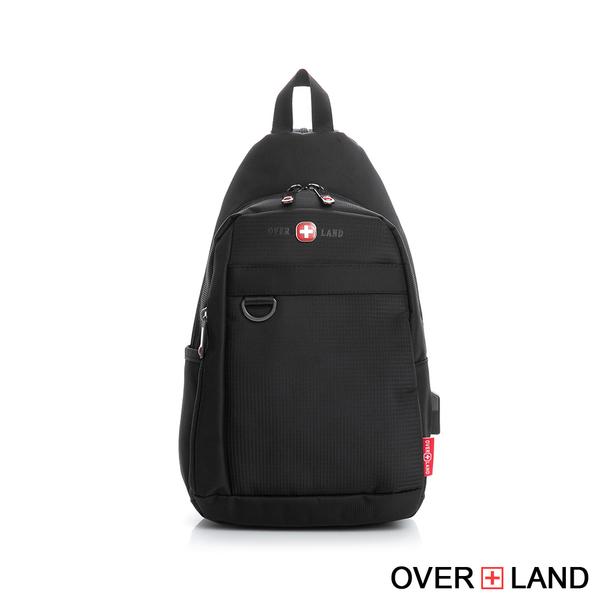 OVERLAND - 美式十字軍 - 機能兩用胸包後背包 - 5310