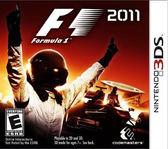 3DS F1 2011 一級方程式賽車 2011(美版代購)