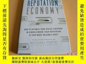 二手書博民逛書店英文原版The罕見Reputation Economy:精裝本。Y178606 Michael Fertik