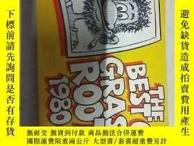 二手書博民逛書店The罕見best of grass roots 1980-1981Y256368 The Grass Roo