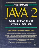 二手書博民逛書店 《Complete Java 2 Certification Study Guide》 R2Y ISBN:0782127002