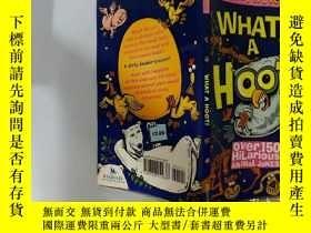 二手書博民逛書店What罕見A Hoot:多好笑啊Y200392