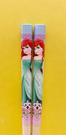 【震撼精品百貨】長髮奇緣樂佩公主_Rapunzel~迪士尼公主系列筷子-樂佩公主(16.5CM)#41596