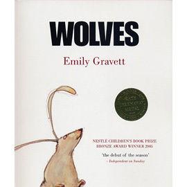 【麥克書店】WOLVES《大野狼》