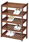 【南洋風休閒傢俱】時尚鞋櫃系列-實木2尺鞋架 SB386-4