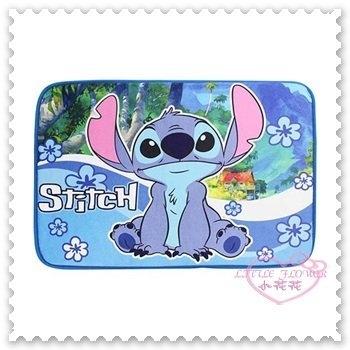 ♥小花花日本精品♥《Stitch》史迪奇 造型地墊 腳踏墊 地毯 臥室防滑腳墊 浴室踏墊22516503