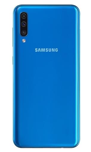 SAMSUNG Galaxy A50  6.4 吋 128G 4G 與雙卡雙待 螢幕指紋辨識 【3G3G手機網】
