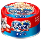 銀湯匙鮪魚 貓罐頭