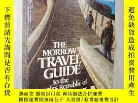 二手書博民逛書店Morrow罕見Travel Guide to the Peop