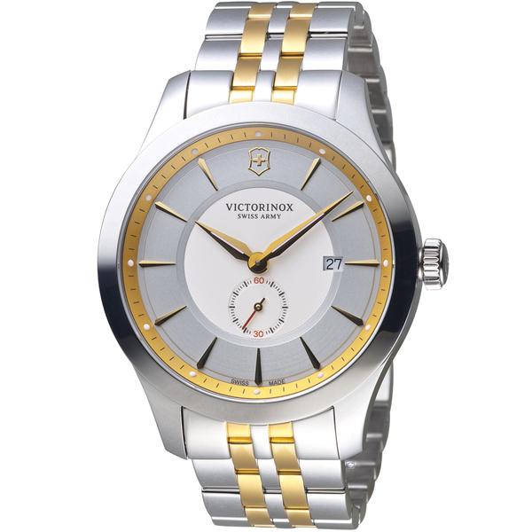 VICTORINOX SWISS ARMY 瑞士維氏 ALLIANCE 聯盟紳士腕錶 VISA-241764