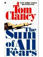 二手書博民逛書店 《The Sum of All Fears (Jack Ryan Novels)》 R2Y ISBN:0425133540│TomClancy