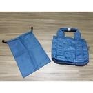 MacaronicStyle馬卡龍-空氣包(藍色/卡其)