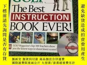二手書博民逛書店The罕見Best Instruction Book Ever!
