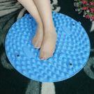 指壓板圓型足底按摩墊小冬筍趾壓板超大超痛家用腳墊【618又一發好康八九折】