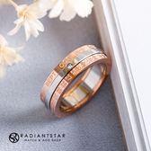 [鈦鋼]我們的紀念日日期戒指【KTL487】璀璨之星☆
