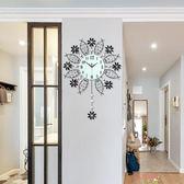 歐式鐘表掛鐘客廳現代簡約創意家用大氣時尚個性靜音臥室時鐘裝飾 全館八八折鉅惠促銷