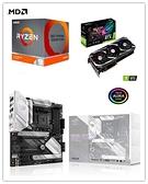 (RTX3060系列)華碩 STRIX-RTX3060-O12G-GAMING+AMD R9 3950X+華碩STRIX B550-A GAMING【刷卡含稅價】