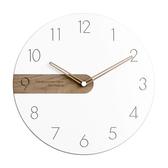 現代簡約北歐時鐘掛鐘客廳臥室藝術家用時鐘創意個性時尚鐘表 衣普菈