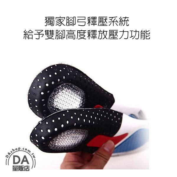 減壓蜂巢鞋墊 高彈力 蜂蝸結構 柔軟彈回 運動款 減壓鞋墊 足弓保護 防臭除臭 size可選