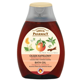 【Green Pharmacy草本肌曜】柑橘&肉桂精油沐浴凝露 250ml