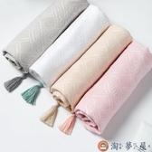 吸水洗臉毛巾情侶家用男女成人柔軟加厚洗臉巾【淘夢屋】