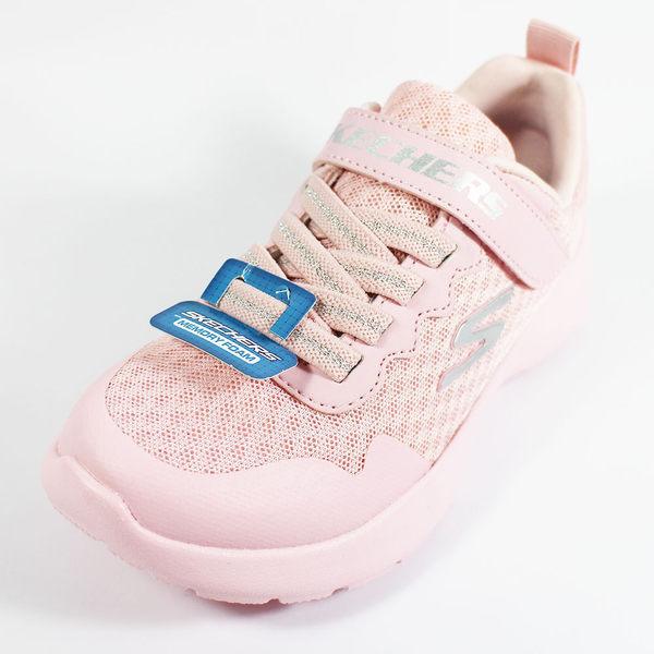 (A7) SKECHERS LEAD RUNNER 粉紅 網布 休閒鞋 女童鞋 81303LPNK [陽光樂活]