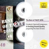 【停看聽音響唱片】【黑膠LP】眾藝人:TACET 2016 發燒美樂.真空管(180G LP )