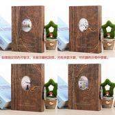 歐式復古密碼本帶鎖盒裝日記本創意記事筆記本文具閨蜜學生日禮物