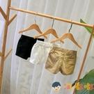 男童褲子薄款寶寶夏裝女兒童短褲外穿小童休閒褲潮【淘嘟嘟】
