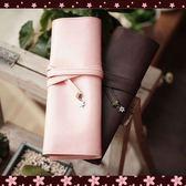 【想購了超級小物】韓國文具~浪漫櫻花筆袋 / 筆類收納袋 / 辦公文具用品