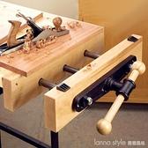 木工桌鉗夾木匠桌子連接桿工作台導桿操作台夾持鉗diy夾持工具 全館新品85折