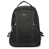 Calvin Klein 尼龍大容量後背包(黑色)103333