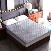 新年鉅惠加厚榻榻米床褥床墊1.5m/1.8m雙人1.2米學生宿舍折疊海綿地鋪睡墊 小巨蛋之家