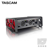 【凱傑樂器】TASCAM US 2x2HR USB Type-C 錄音介面 公司貨