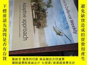二手書博民逛書店Jane´s罕見DEFENCE WEEKLY --簡氏防務周刊,6 FEB 2019.VOL 56ISSUE ·6