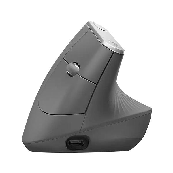 Logitech 羅技 MX Vertical 人體工學 垂直 滑鼠