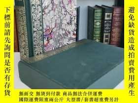 二手書博民逛書店《The罕見Book of Common Prayer》 folio society 2007年 真皮書脊 布面精